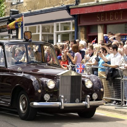 The Queen\u0027s vintage Rolls-Royce is up for sale - CNN Style