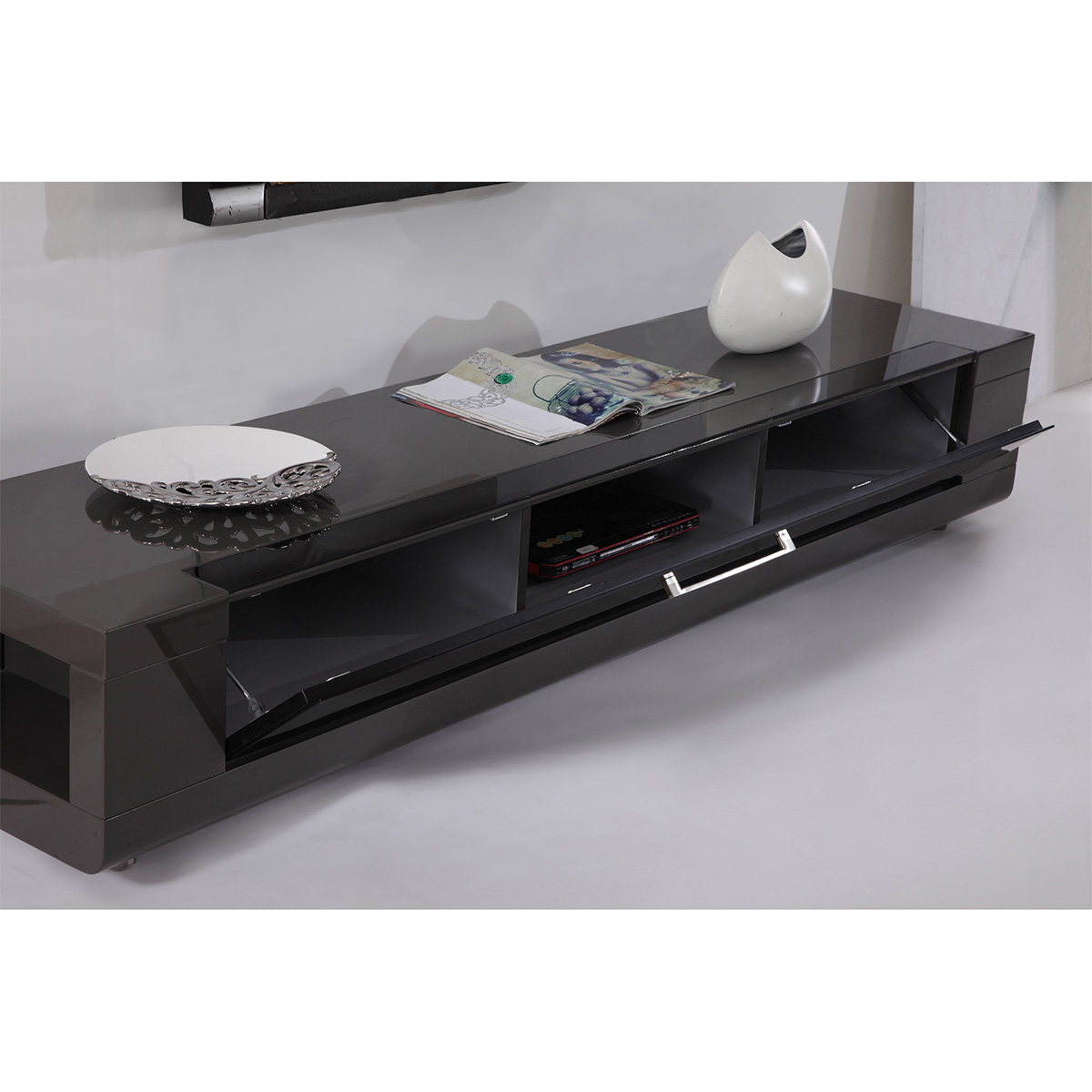 Contemporary Tv Stands Grey Contemporary Tv Stand Shapeyourminds