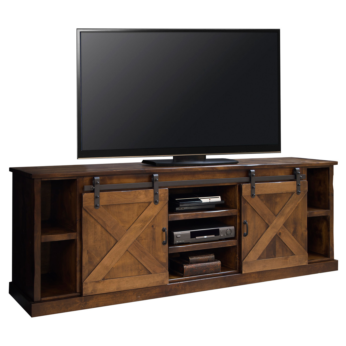Farmhouse Corner Tv Stand Plans Legends Furniture Fh1415 Awy Farmhouse 85 Quot Tv Stand