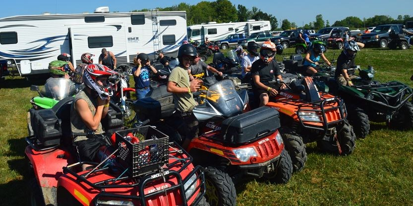Hit the trail for charity at ATV poker run in North Augusta