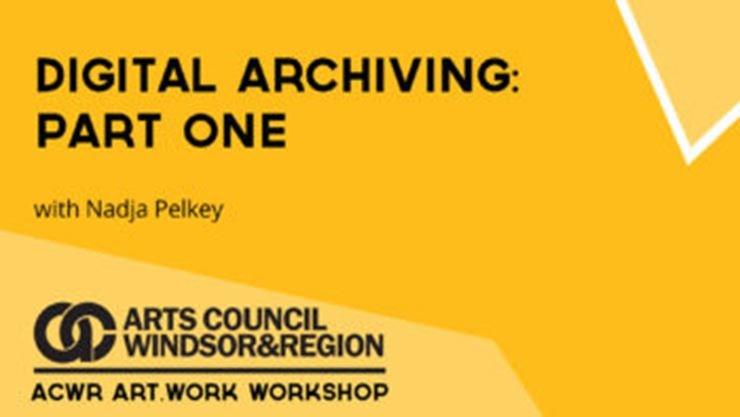 Digital Archiving pt1 on February 13,2019 Toronto