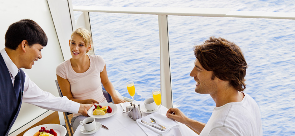 Royal Caribbean to start charging for room service Dynamic Travel