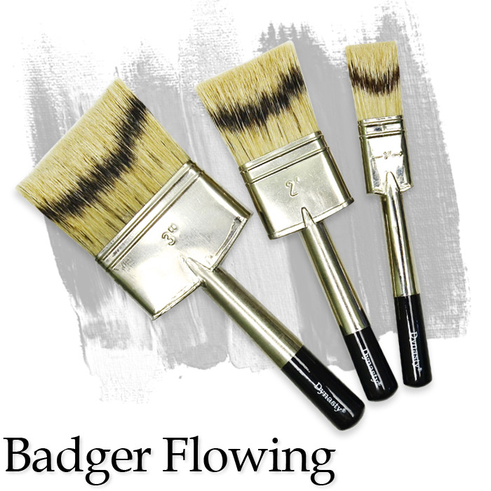 Badger Flowing by Dynasty