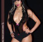 Behind the Scenes: Sasha Delvalle - courtesy of Artistic Curves