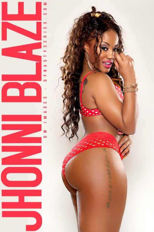Exclusive Pics of Jhonni Blaze - courtesy of DW Images
