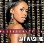 DynastySeries TV: Cat Washington @MsCat215 at Tattoo Bar DC - IEC Studios