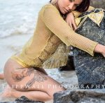 Phoenix @MzPhoenix305: Ocean View - Trippwall Photography