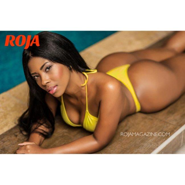 More of Nicole Benders - Roja Magazine – Algis Infante