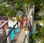 Daffini Evans: Exclusive Vacation Series in Negril - Behind the Scenes Video x Pier G.