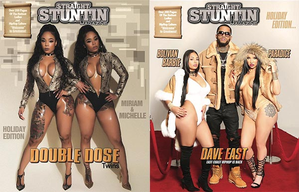 Larae James in Straight Stuntin Issue #43
