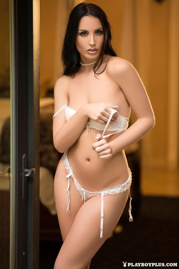 Kendra Cantara in Ivory Tower - Playboy