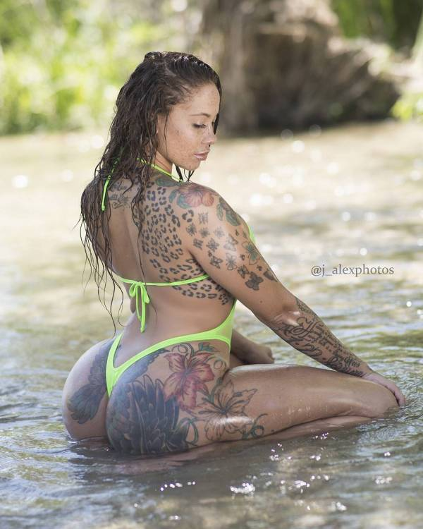 Megan Denise: Ink and Freckles - J. Alex Photos