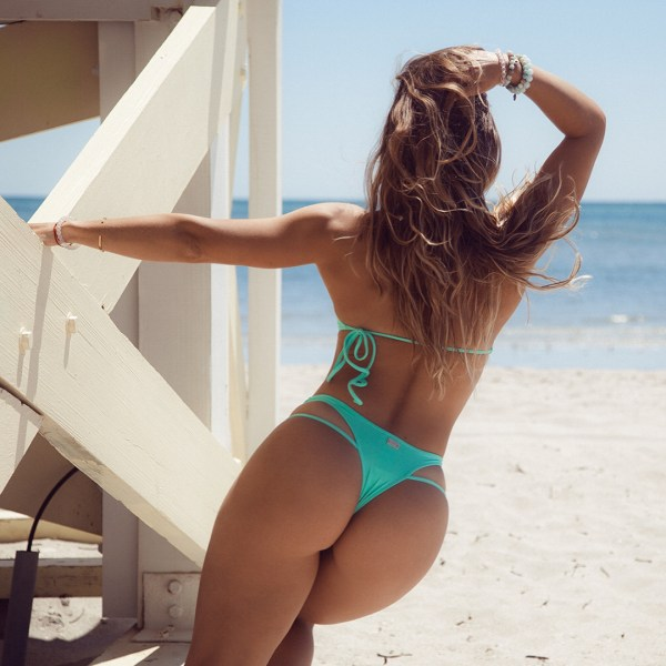 Nicole Mejia: Thick and Fit and Thick - 13o5