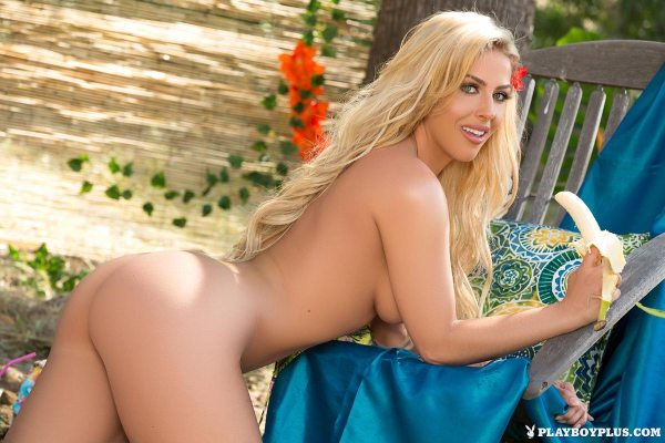 Jillisa Lynn in Tropical Princess - Playboy