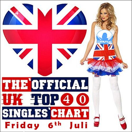 VA - The Official UK Top 40 Singles Chart (06 07 2018) Torrent download