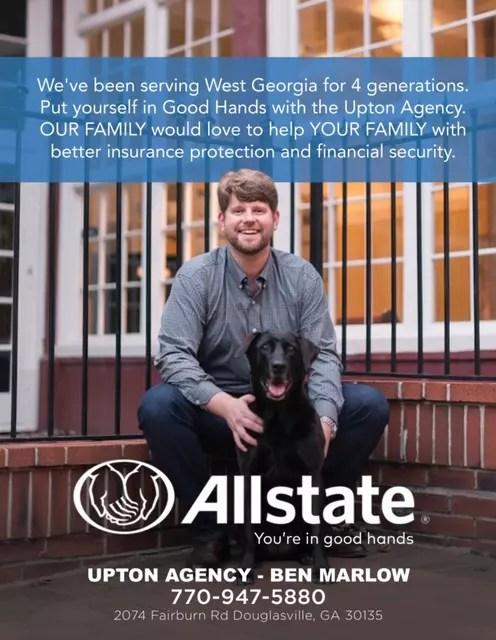 Allstate Car Insurance in Douglasville, GA - Ben Marlow