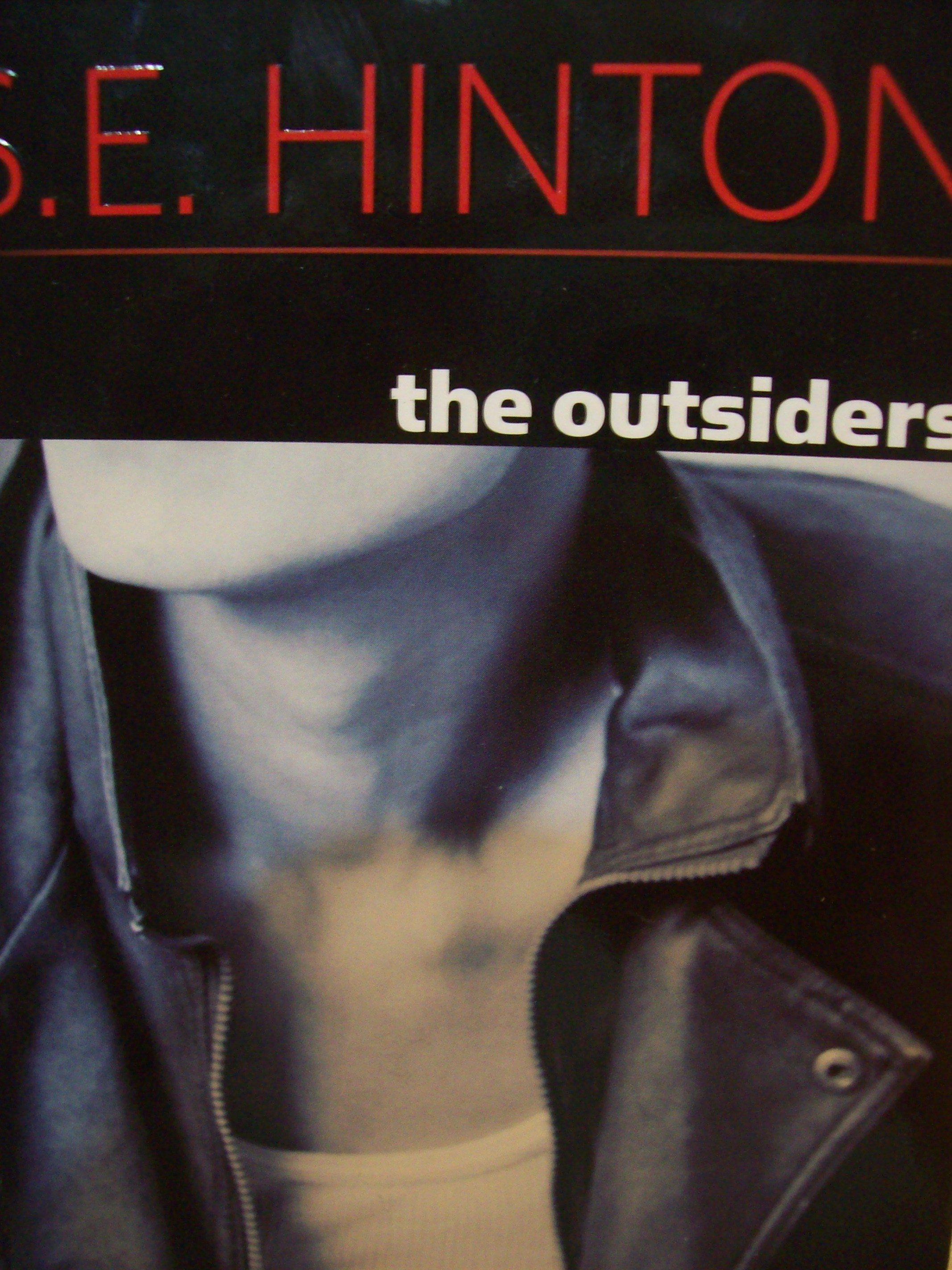 Best Read Ever The Outsiders By S E Hinton The Best Ya Novel Ever