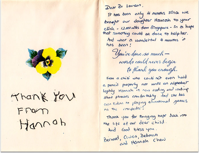 Sample Thank You Letter To Doctor After Surgery Choice Image - thank you letter to doctor
