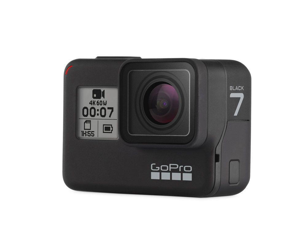 Camera Exterieur Qualite Gopro Hero7 Black