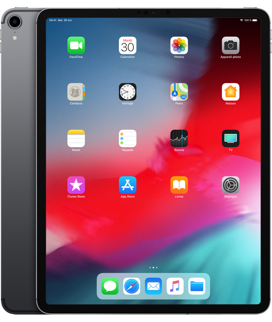 Tablette Tactile 13 Pouces Apple Ipad Pro 12 9 2018
