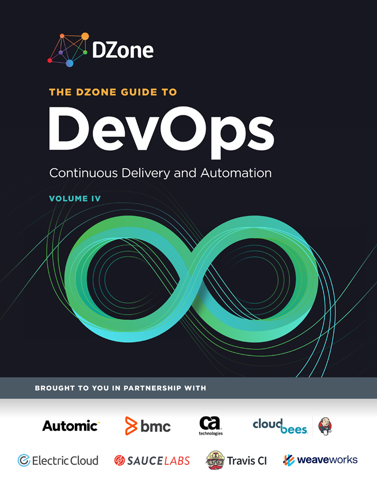 DevOps Continuous Delivery and Automation - DZone - Research Guides