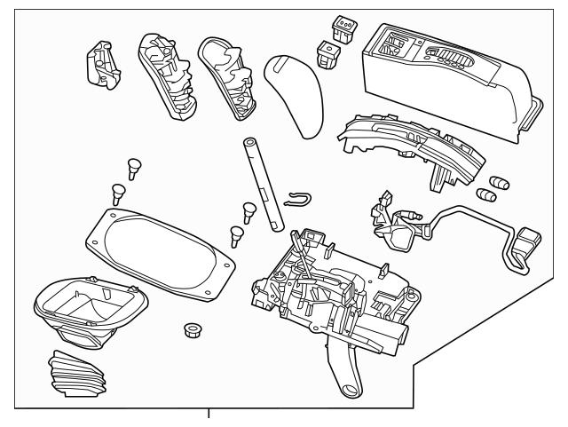 2014 gmc acadia exhaust system diagram
