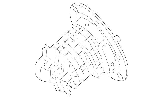 slk280 fuel filter