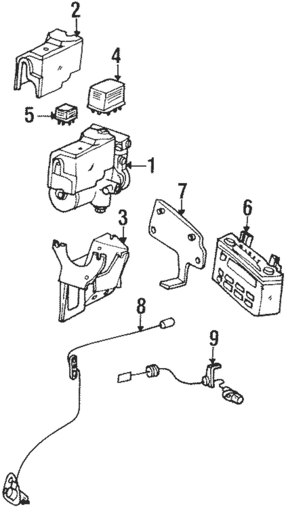 1994 mercedes e320 fuse box diagram