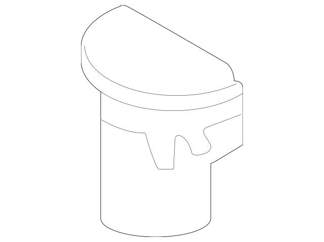 mitsubishi fuel filter price