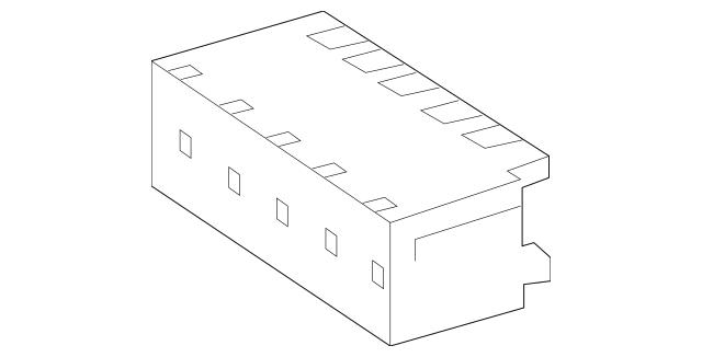 instrument panel fuse box scion tc