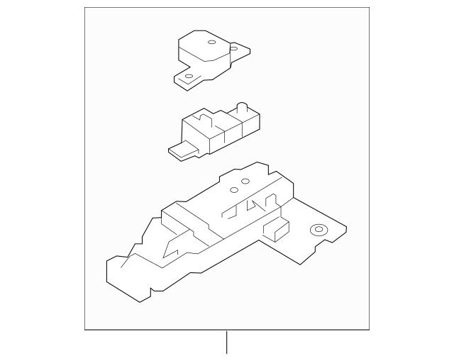 empty fuse box xc90