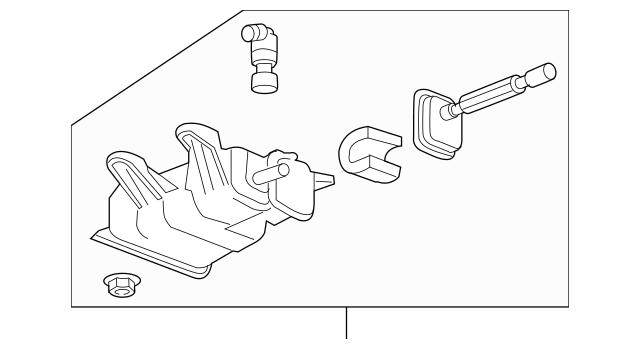 harness 19257603