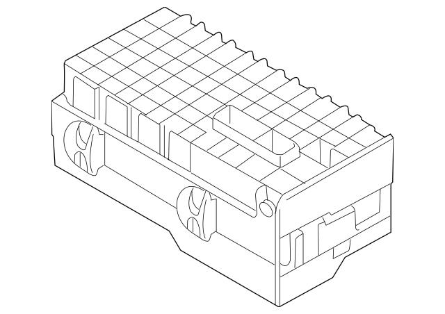 2014 volvo xc90 fuse box