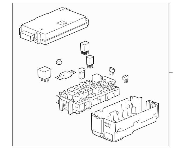 94 oldsmobile fuse box