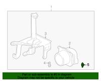 Fog Lamp Bulb - Toyota (90981-13049) | OEM Part Source