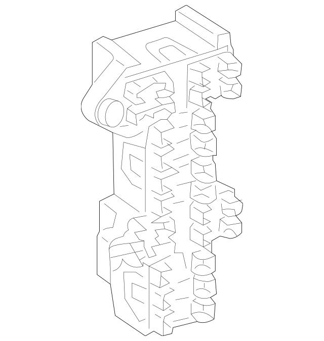 mercedes clk550 fuse box