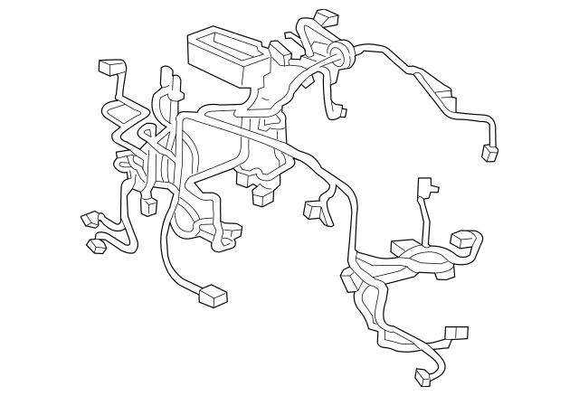 acura mdx wire harness