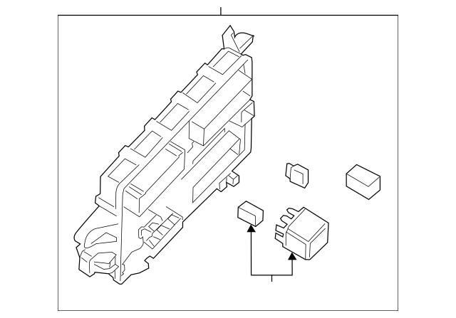 68 lincoln fuse box