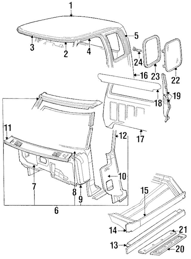 1989 dodge w100 wiring diagram