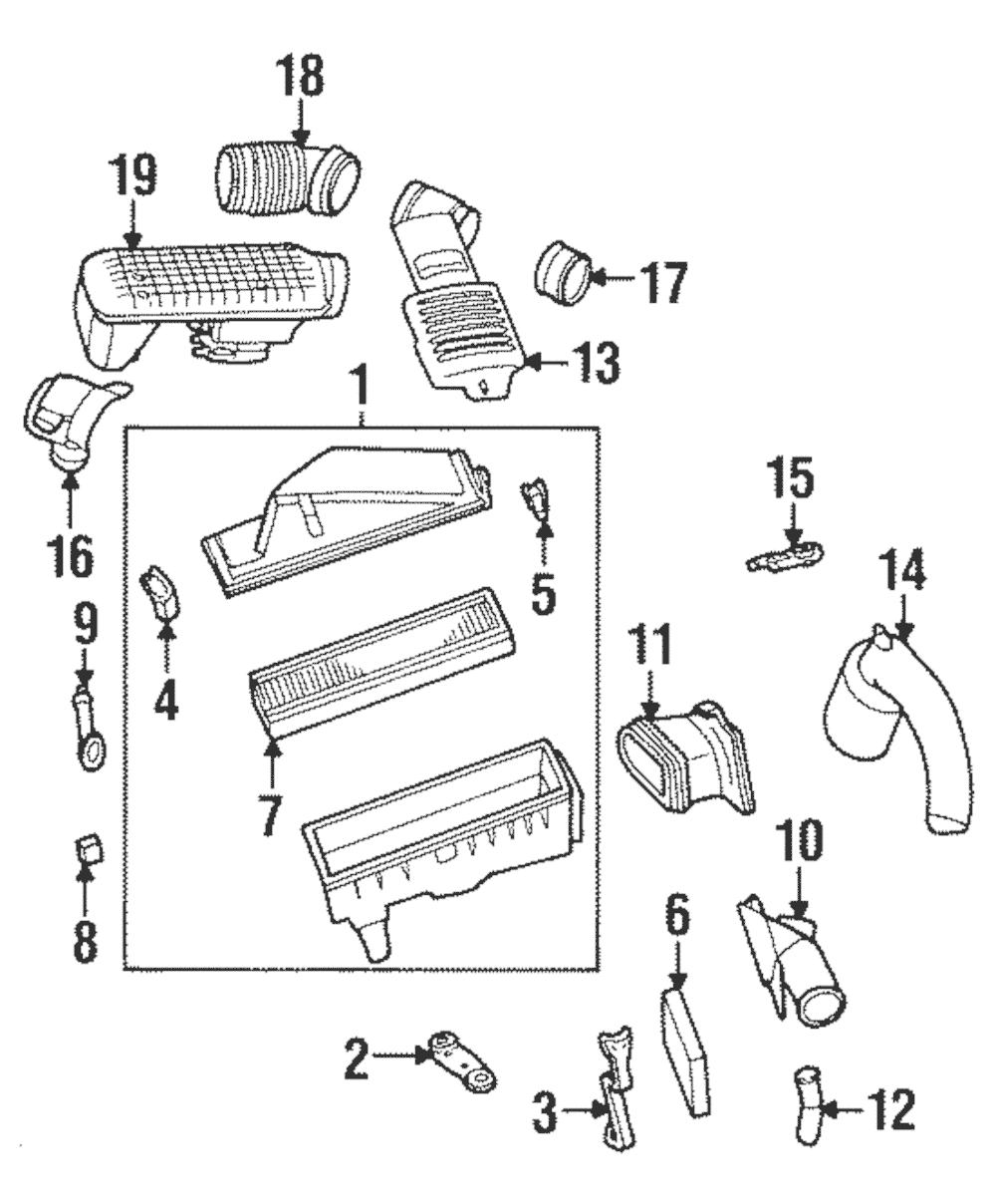 2001 ford ranger engine diagram car tuning