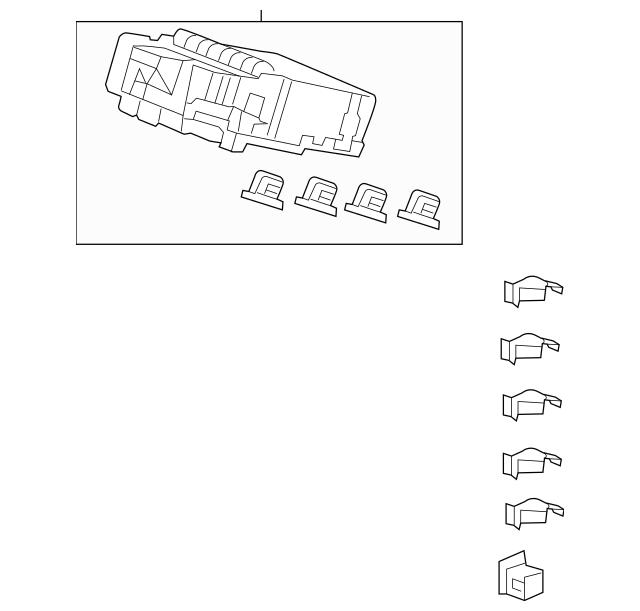2014 acura mdx fuse box