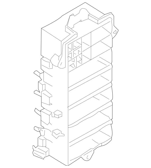 fuse box porsche 997