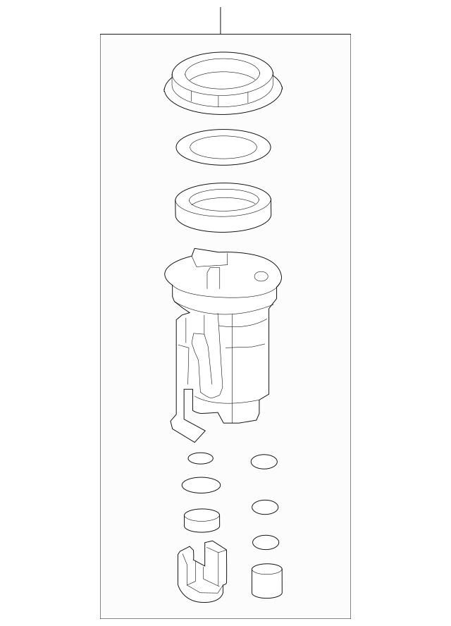 tk fuel filter
