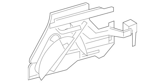 gm window regulator parts