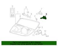 Fog Lamp Bulb - Toyota (90981-13047) | Toyota Parts