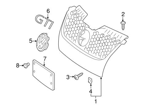 2008 vw gti wiring diagram