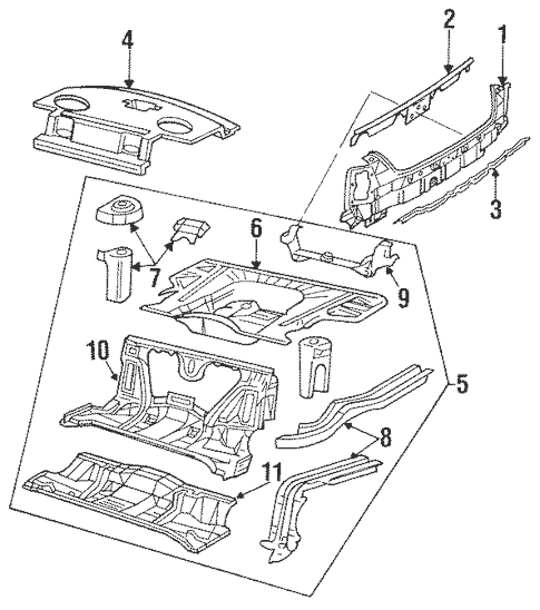1994 oldsmobile ledningsdiagram automotive