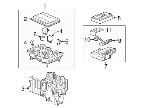 micro fuse box