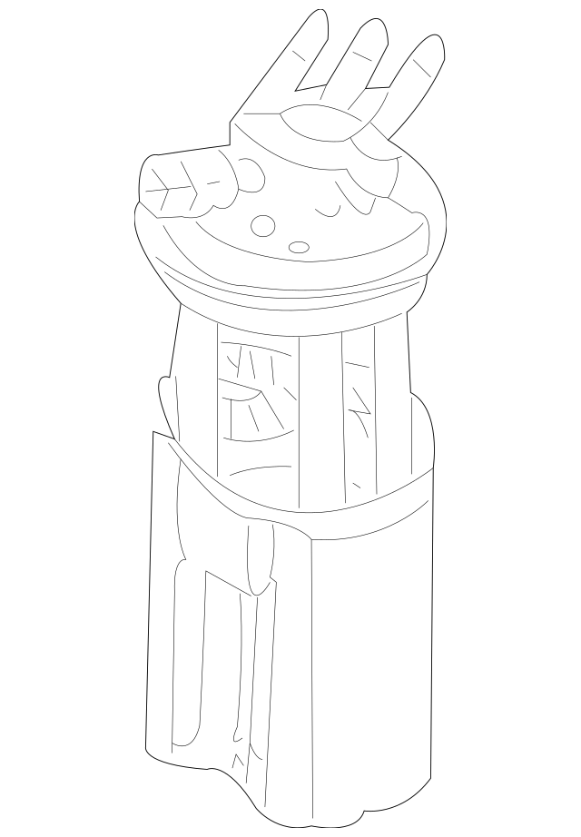 gm fuel filters