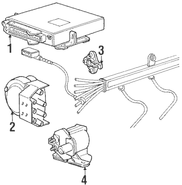 Admirable Details About Wiring Harness Door Rear Right Vw Phaeton 3D2 0402 Wiring Database Gramgelartorg